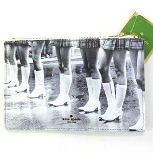 kate spade Pencil Pouch Kick Up Your Heels Retro